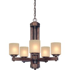 Sherwood 5 Light Chandelier