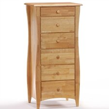 Clove Lingerie 6 Drawer Chest