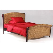 Spices Rosebud Sleigh Bed