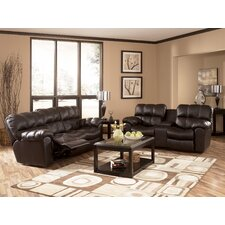 Valley Reclining Living Room Collection