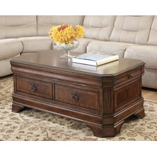 Hamlyn Trunk Coffee Table with Lift Top