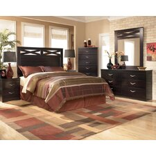 Byers Panel Headboard Bedroom Collection