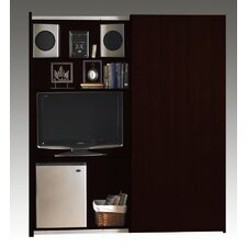 Sorrento Sliding Door Multi-Media Cabinet