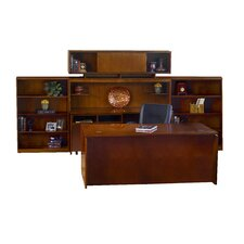 Stella Typical Standard Straight Front Desk Office Suite
