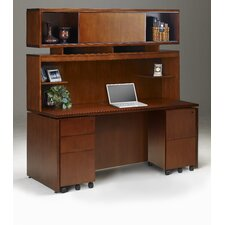 Stella Typical Standard Desk Office Suite 21