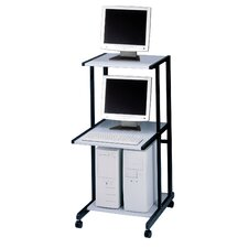 "NetStart LAN Support Stations: 24"" W LAN Station"