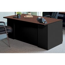 CSII 2 Pedestal Executive Desk
