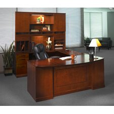 Sorrento U-Shape Desk Suite