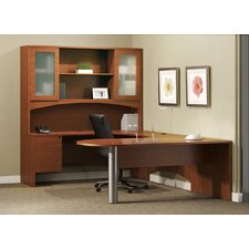 Brighton U-Shape Desk Office Suite