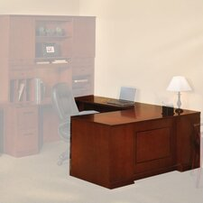 Sorrento L-Shaped Executive Desk
