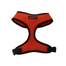 Dog Harness in Burning Orange