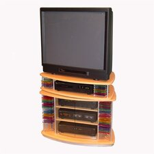 "Entertainment Swivel 30"" TV Stand"
