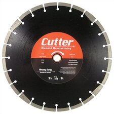 "12"" - 14"" Heavy Duty High Speed Diamond Blade for Soft Materials"