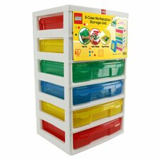 LEGO® Project Case Chest Storage