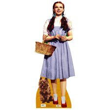The Wizard of Oz - Dorothy and Toto Life-Size Cardboard Stand-Up