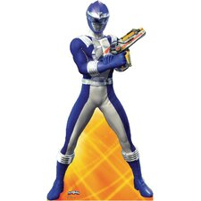 Power Ranger Cardboard Stand-Up in Blue