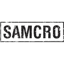 Sons of Anarchy Samcro Wall Jammer