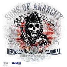Sons of Anarchy Redwood Original Wall Jammer