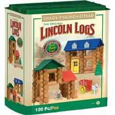 Lincoln Logs Shady Pine Homestead