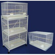 Medium Breeding Cage (Set of 4)