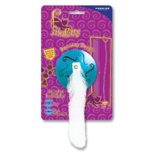 Doorway Dangli Cat Toy in Teal