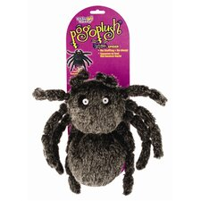 Pogo Plush Spider Dog Toy