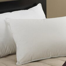 360 Thread Count Sateen Down Alternative Medium Pillow