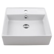 Ceramic Square Sink