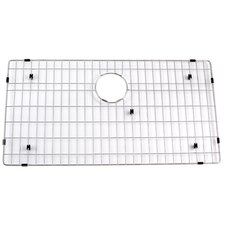 "Stainless Steel 30"" x 16"" Bottom Grid"