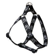 "Bling Bonz 1"" Adjustable Large Dog Step-In Harness"