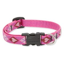 "Puppy Love 1/2"" Adjustable Small Dog Collar"
