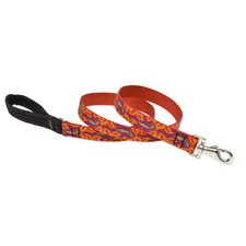 "Go Go Gecko 1"" Large Dog Leash"