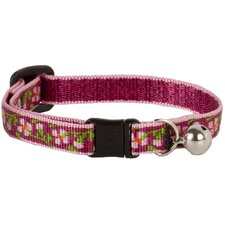 Adjustable Cherry Blossom Safety Cat Collar