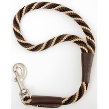 Twist Traffic Leash in Mocha