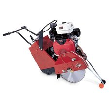 "MK-2020HSP 20"" Blade Capacity Gas Concrete Saw with Electric Start"