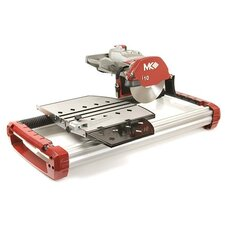 "TX-3 1.75 HP 120 V 10"" Blade Capacity Electric Wet Cutting Tile Saw"