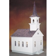 Country Church Dollhouse