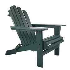 Solid Maple Adirondack Chair