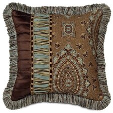 Antalya Marmara Sea Ruched Insert Pillow