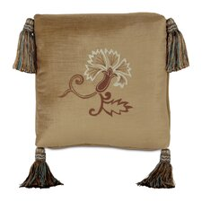 Chapman Polyester Lucerne Embroidered Decorative Pillow