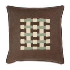 Cambium Polyester Leon Decorative Pillow with Ribbons