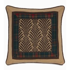 Reynolds Polyester Border Collage Decorative Pillow