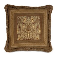 Fairmount Mitered Corners Decorative Pillow