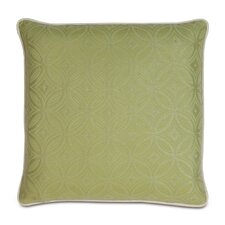 Jaya Ellora Celadon Small Welt Decorative Pillow