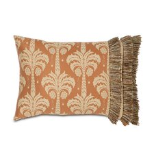 Kiawah Brush Fringe Decorative Pillow