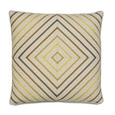 Caldwell Polyester Austin Squares Decorative Pillow