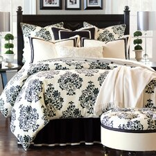 Evelyn Button-Tufted Bedding Collection