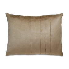 Sarasota Layton Polyester Sham with Pleats