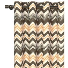 Dawson Grommet Curtain Single Panel