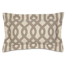 Rayland Polyester Decorative Pillow with Flange